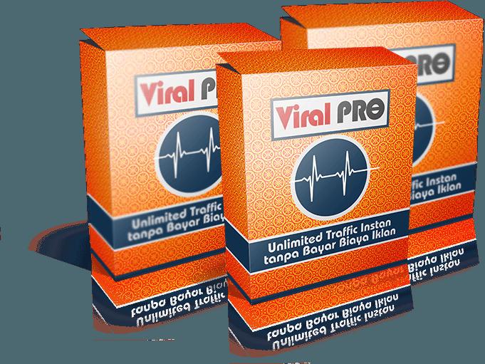 viralpro - melejitkan traffic menggunakan konten viral