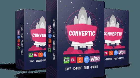 Convertic – Tools Penting Para Dropshipper Tokopedia, Shopee, Bukalapak dan Facebook Marketplace
